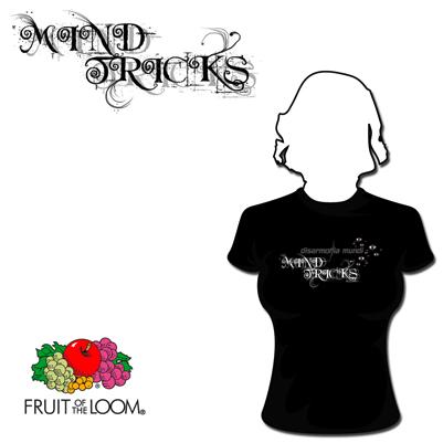 Mind Tricks T-Shirt Girlie